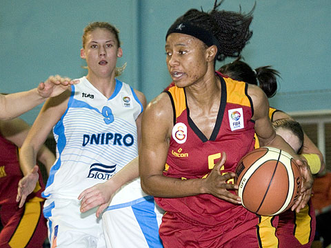 Vickie Johnson (Galatasaray)